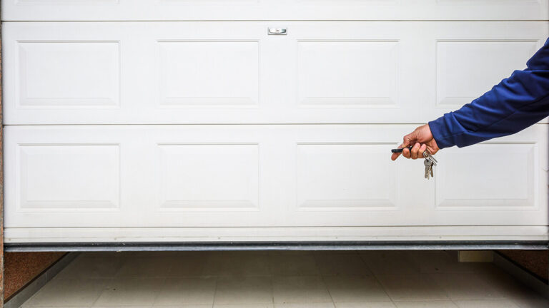 Emergency Garage Door Services in Dallas